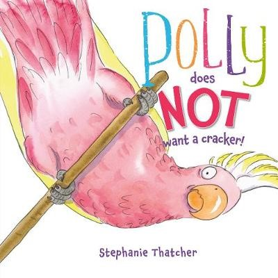 Polly Does NOT Want a Cracker! - pr_315601