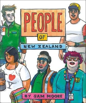 People of New Zealand - pr_1866716