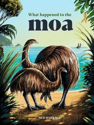 What Happened To The Moa -