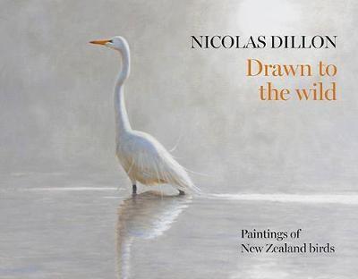 Nicolas Dillon Drawn to the Wild: New Zealand Bird Painting - pr_1865146
