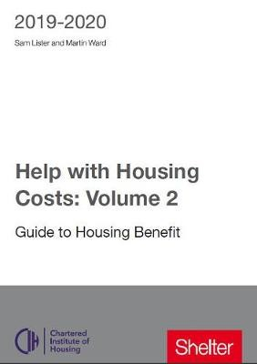 Help With Housing Costs: Volume 2 -