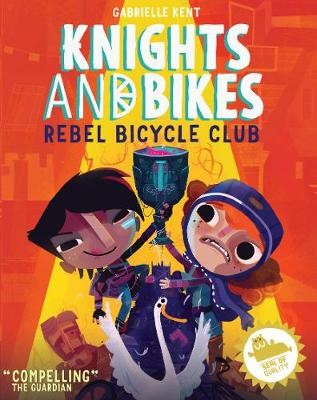 KNIGHTS AND BIKES: THE REBEL BICYCLE CLUB -