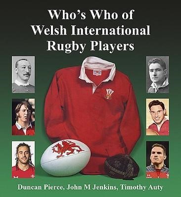 Who's Who of Welsh International Rugby Players - pr_227411