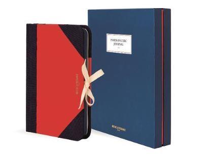 Parisian Chic Journal (red, medium) - pr_59618