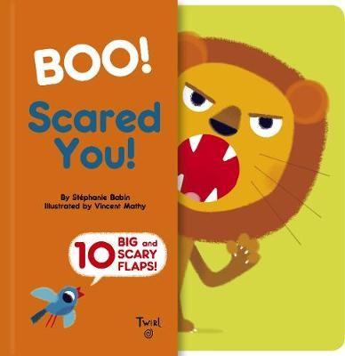Boo! Scared You! -