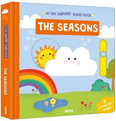 Seasons, My First Animated Board Book - pr_1764937