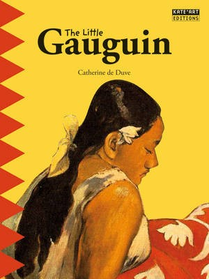 Little Gauguin: Embark on an Exotic Journey into the Renowned Painter's World of Colour! - pr_253533