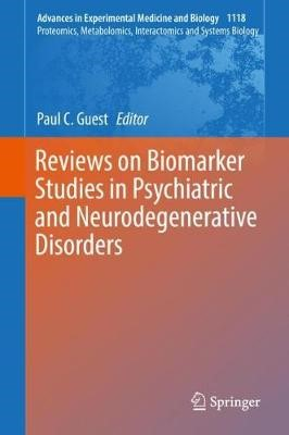 Reviews on Biomarker Studies in Psychiatric and Neurodegenerative Disorders - pr_240529