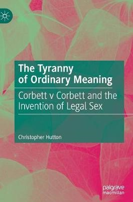 The Tyranny of Ordinary Meaning -