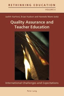 Quality Assurance and Teacher Education - pr_226789