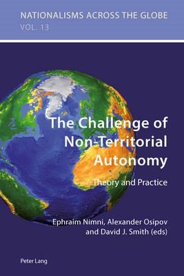The Challenge of Non-Territorial Autonomy - pr_144538
