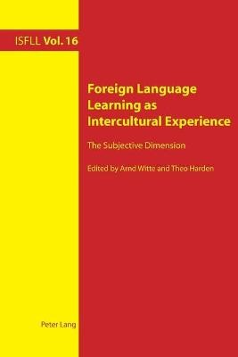 Foreign Language Learning as Intercultural Experience - pr_210171