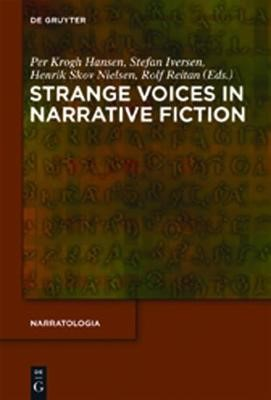 Strange Voices in Narrative Fiction - pr_249409