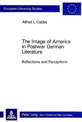 Image of America in Postwar German Literature - pr_210815