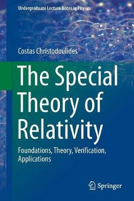 The Special Theory of Relativity -