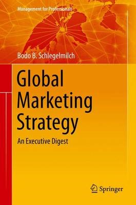 Global Marketing Strategy -