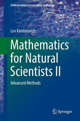 Mathematics for Natural Scientists II - pr_262053