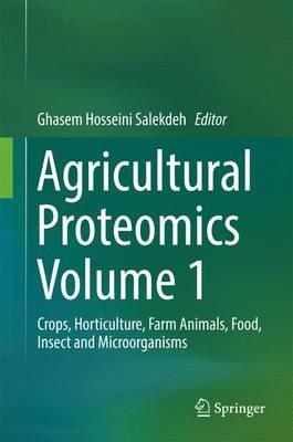 Agricultural Proteomics Volume 1 - pr_262093