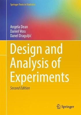 Design and Analysis of Experiments - pr_65935