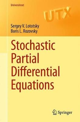 Stochastic Partial Differential Equations - pr_262155