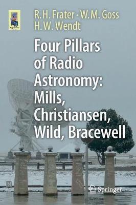 Four Pillars of Radio Astronomy: Mills, Christiansen, Wild, Bracewell - pr_262191