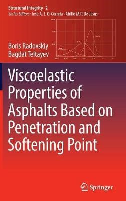 Viscoelastic Properties of Asphalts Based on Penetration and Softening Point - pr_262201