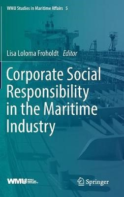Corporate Social Responsibility in the Maritime Industry - pr_262181