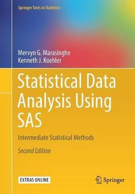 Statistical Data Analysis Using SAS -