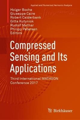 Compressed Sensing and Its Applications - pr_343594