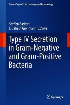 Type IV Secretion in Gram-Negative and Gram-Positive Bacteria - pr_35402