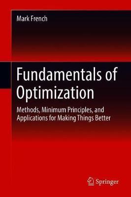 Fundamentals of Optimization -