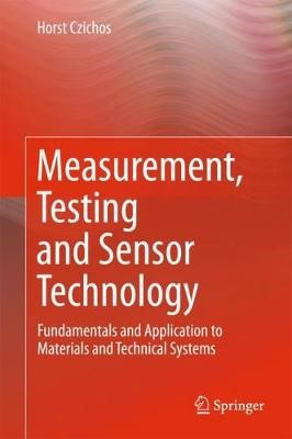 Measurement, Testing and Sensor Technology - pr_35475