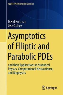 Asymptotics of Elliptic and Parabolic PDEs - pr_35833