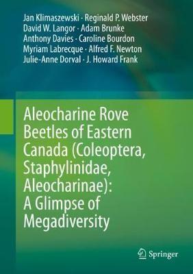 Aleocharine Rove Beetles of Eastern Canada (Coleoptera, Staphylinidae, Aleocharinae): A Glimpse of Megadiversity - pr_234342