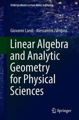 Linear Algebra and Analytic Geometry for Physical Sciences - pr_287846