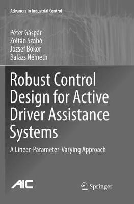 Robust Control Design for Active Driver Assistance Systems - pr_343647