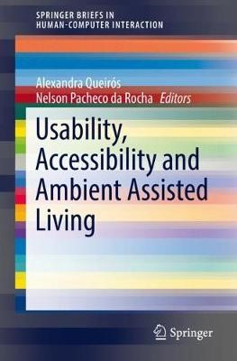 Usability, Accessibility and Ambient Assisted Living - pr_35326