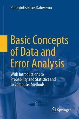 Basic Concepts of Data and Error Analysis - pr_36748