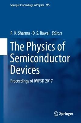 The Physics of Semiconductor Devices - pr_35314