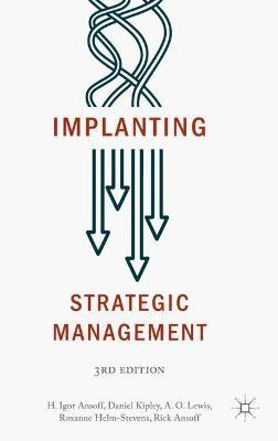 Implanting Strategic Management - pr_36113