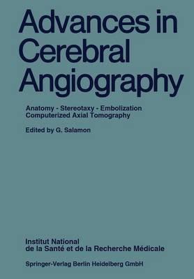 Advances in Cerebral Angiography -