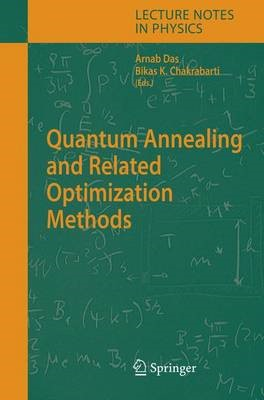 Quantum Annealing and Related Optimization Methods - pr_36913
