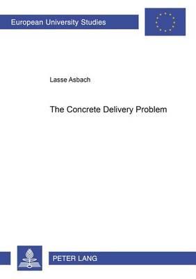 The Concrete Delivery Problem - pr_210186