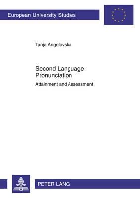 Second Language Pronunciation - pr_210490