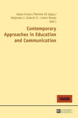 Contemporary Approaches in Education and Communication - pr_210493