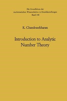 Introduction to Analytic Number Theory - pr_32614