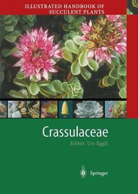 Illustrated Handbook of Succulent Plants: Crassulaceae - pr_32611