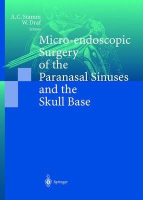 Micro-endoscopic Surgery of the Paranasal Sinuses and the Skull Base - pr_32612