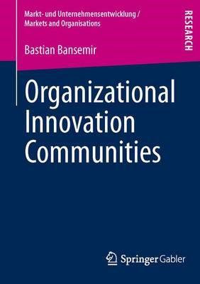 Organizational Innovation Communities - pr_1845