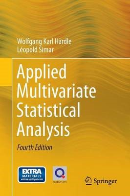 Applied Multivariate Statistical Analysis -